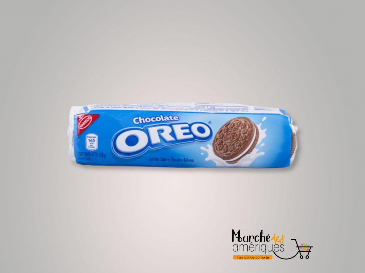 Oreo Galleta Sabor A Chocolate Rellena Nabisco 108 G