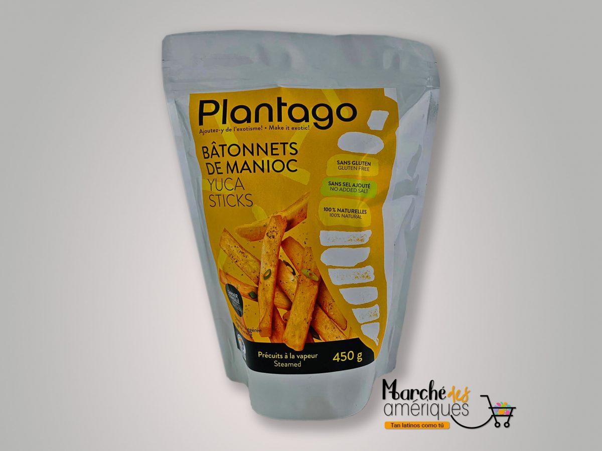 Palitos De Yuca Plantago 450 G
