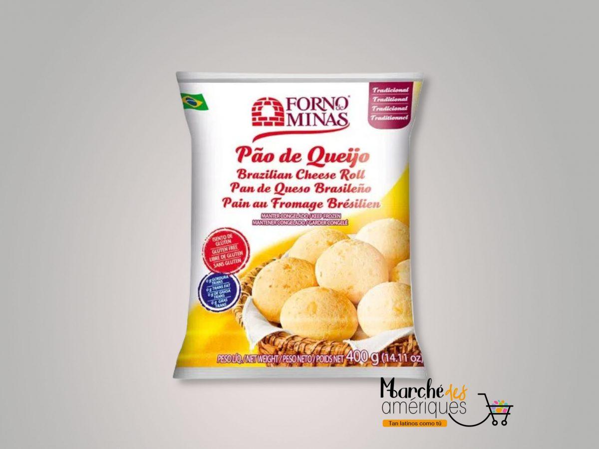 Pan De Queso Pao De Queijo Forno De Minas 400 G
