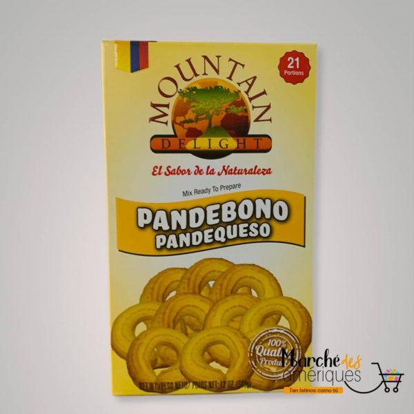Pandebono Mezcla Lista Mountain Delight 340 G