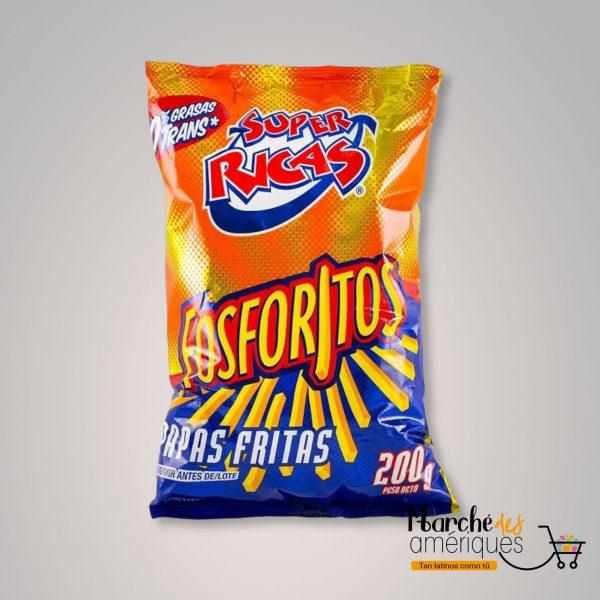 Papas Fritas Fosforito Super Ricas 200 G