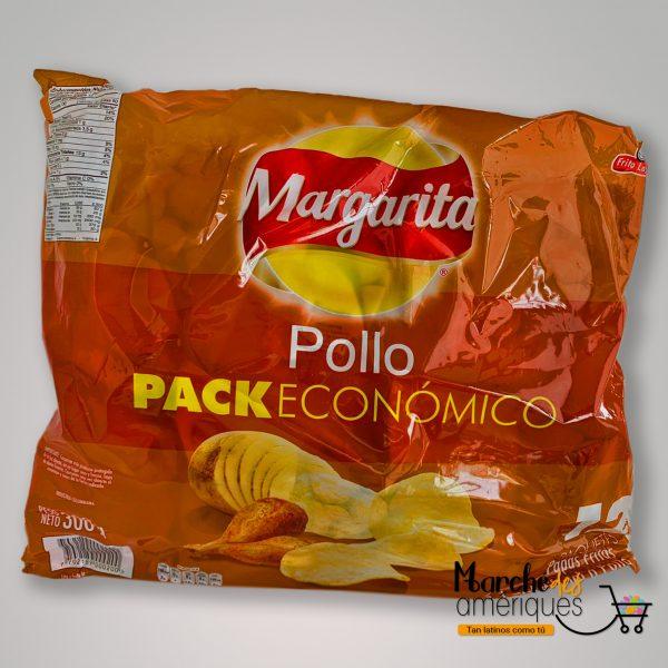 Papas Pollo Margarita 12 Und