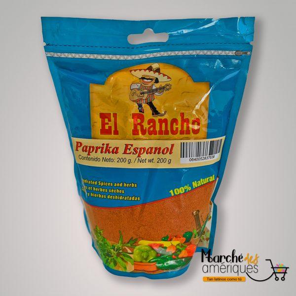 Paprika Espanol El Rancho 200 G