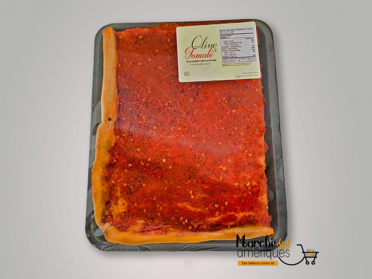 Pizza De Tomate Olive Tomate 540 G