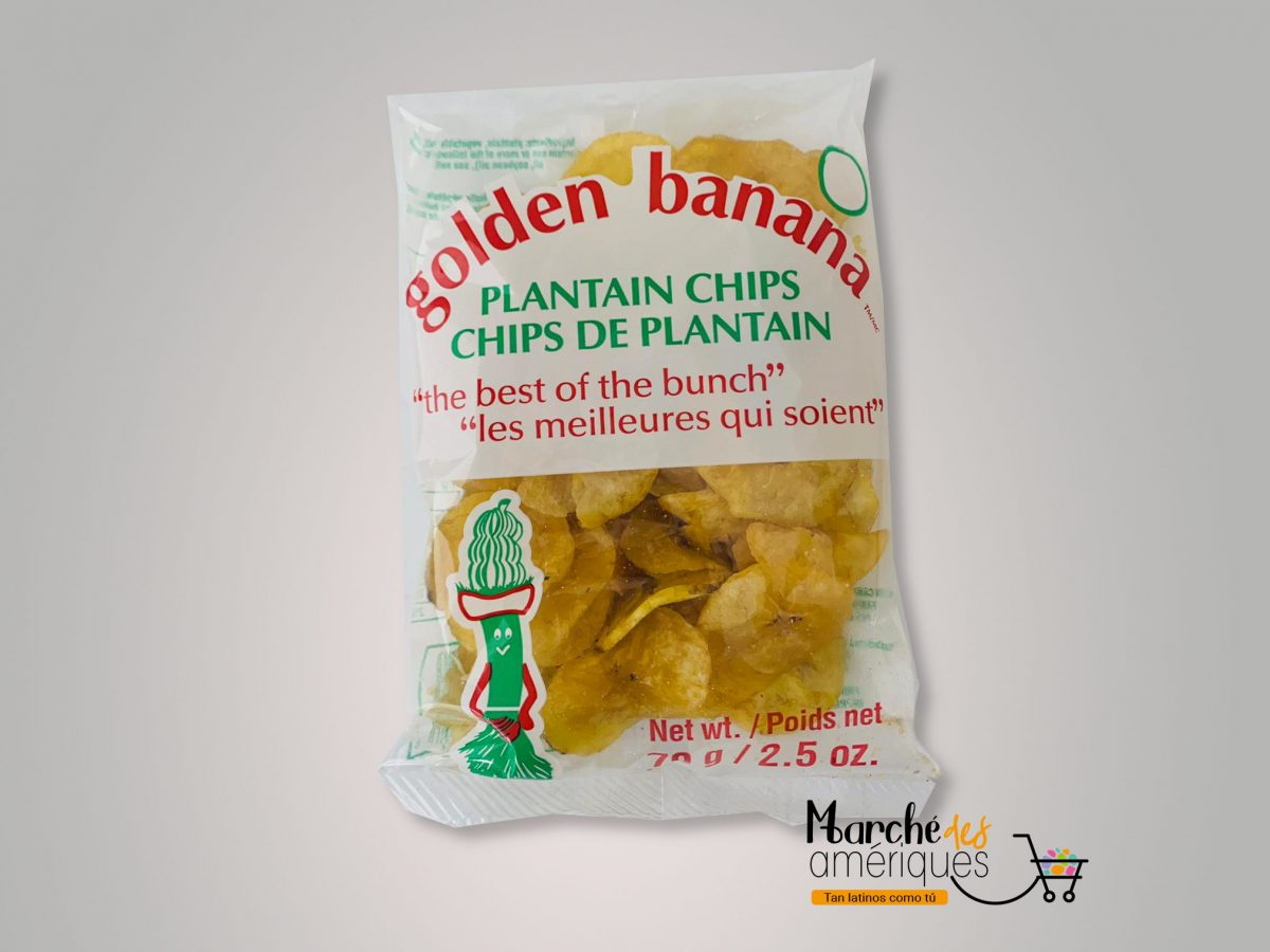 Platanitos Golden Banana 70 G