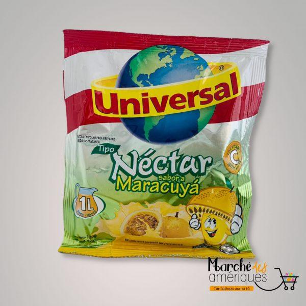 Polvo Para Preparar Nectar Maracuya Universal 120 G
