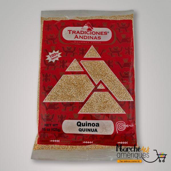 Quinoa Tradiciones Andinas 425 G