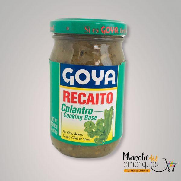 Recaito Base De Cilantro Goya 170 G