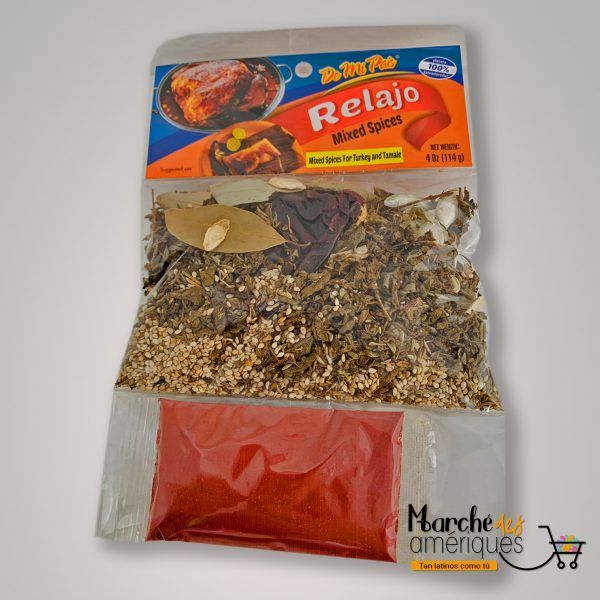 Relajo Mix Spices De Mi Pais 114 G