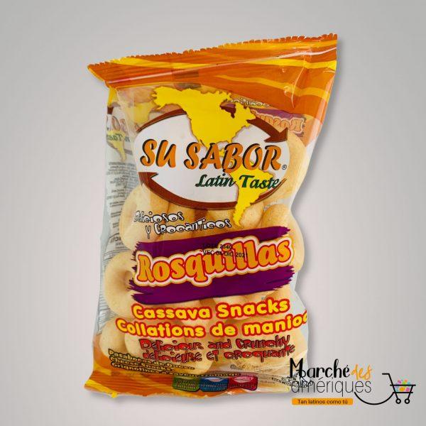 Rosquillas Su Sabor Latin Taste 30 G