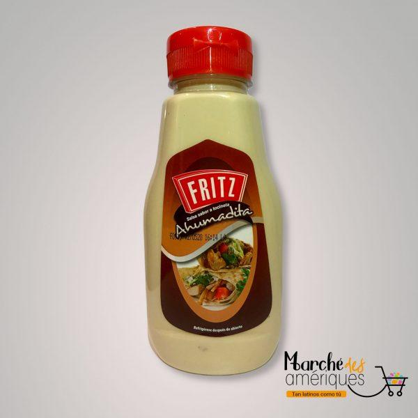 Salsa Con Sabor A Tocineta Ahumadita Fritz 847 Oz