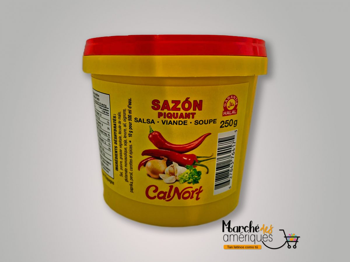 Salsa Picante Calnort 250 G