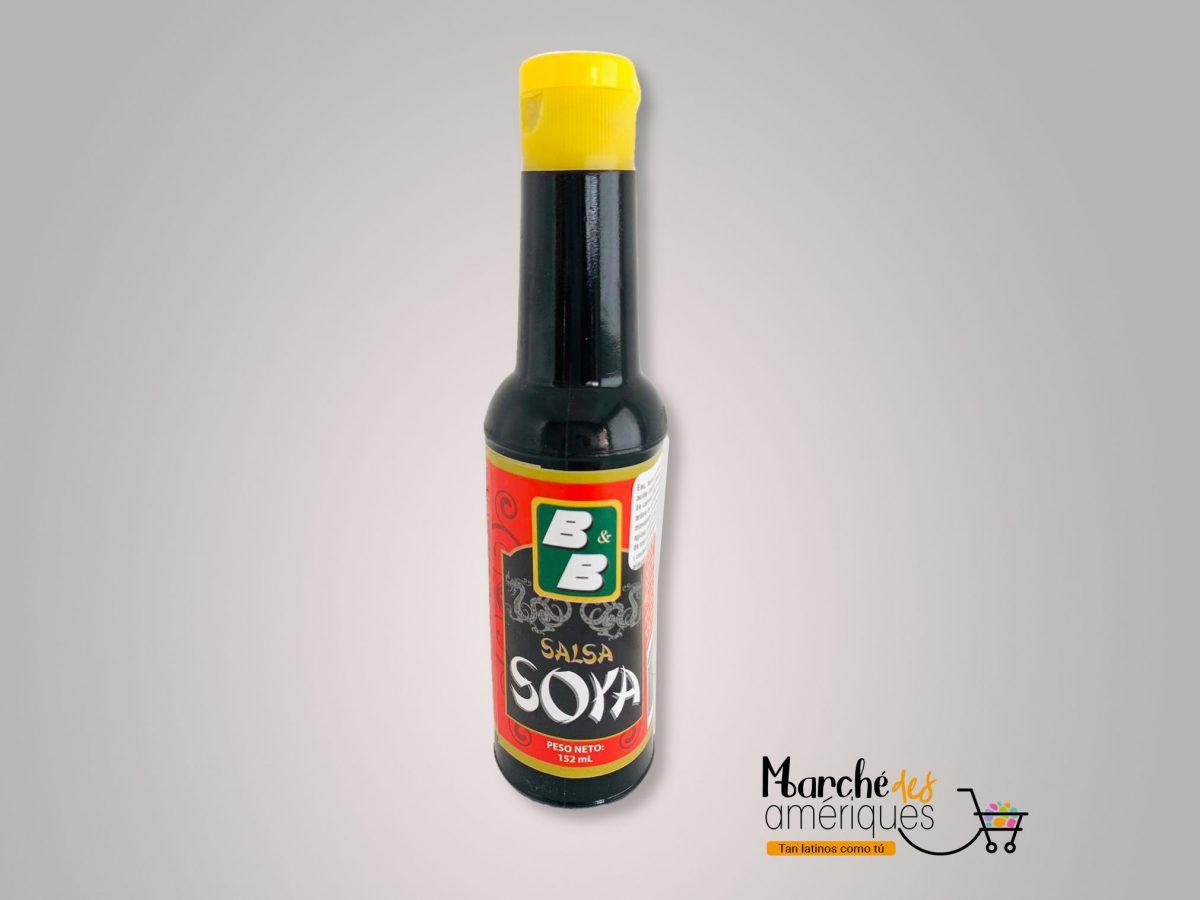 Salsa Soya Bandb 152 Ml