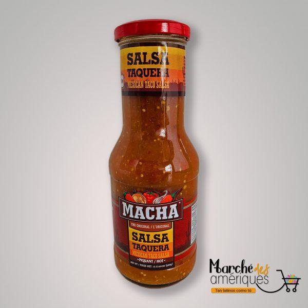 Salsa Taquera Macha 500 G