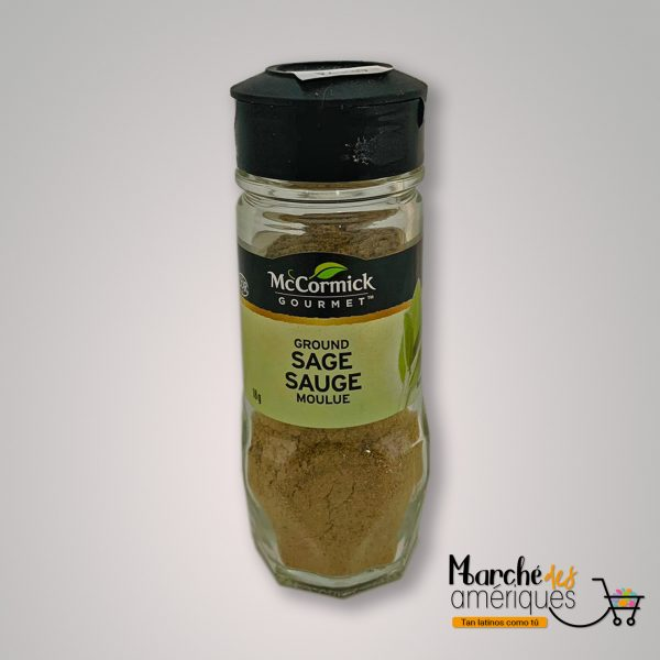 Salvia Molida Mccormick 18 G