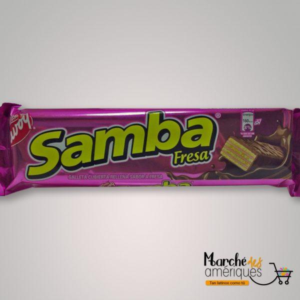 Samba Fresa Nestl A Savoy 32 G