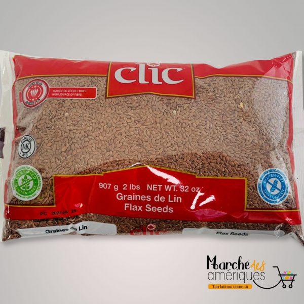 Semillas De Lino Clic 2 Lb