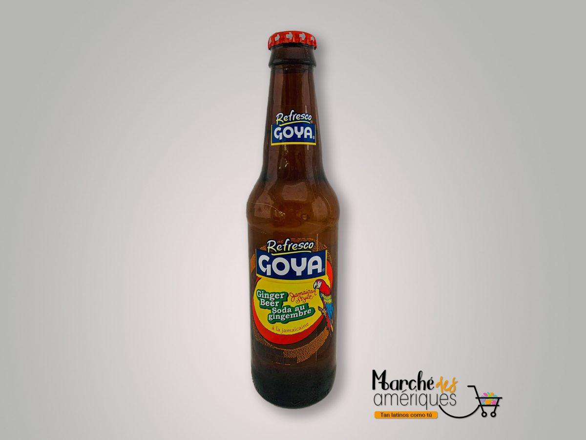 Soda Au Gingembre Goya 355 Ml