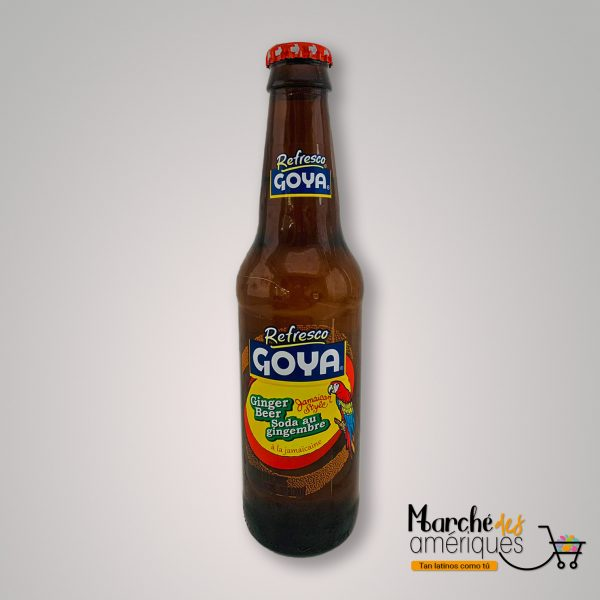 Soda Au Gingembre Goya 355 Ml