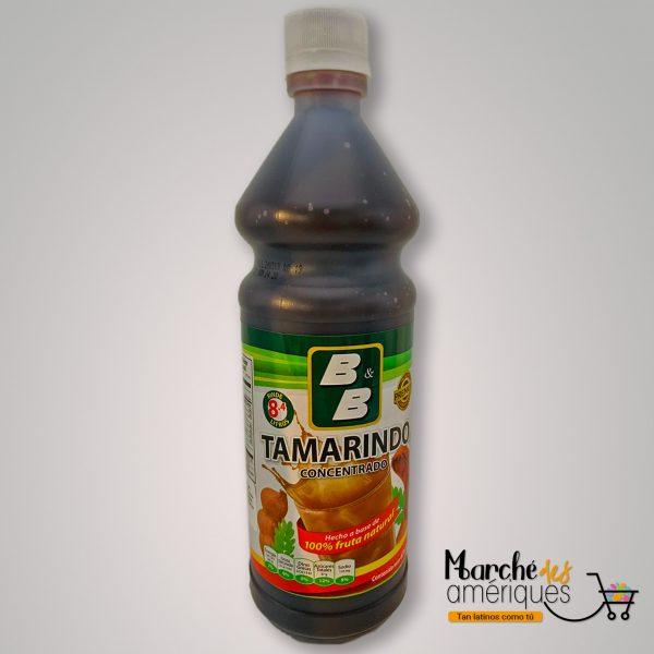 Tamarindo Concentrado B B 678 Ml