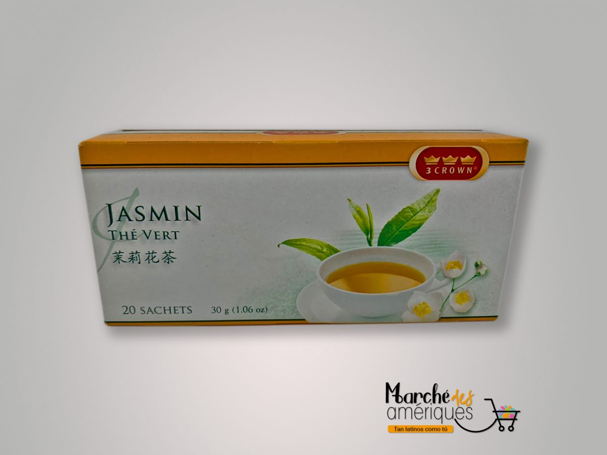 Te De Jasmin 3 Crown 30 G