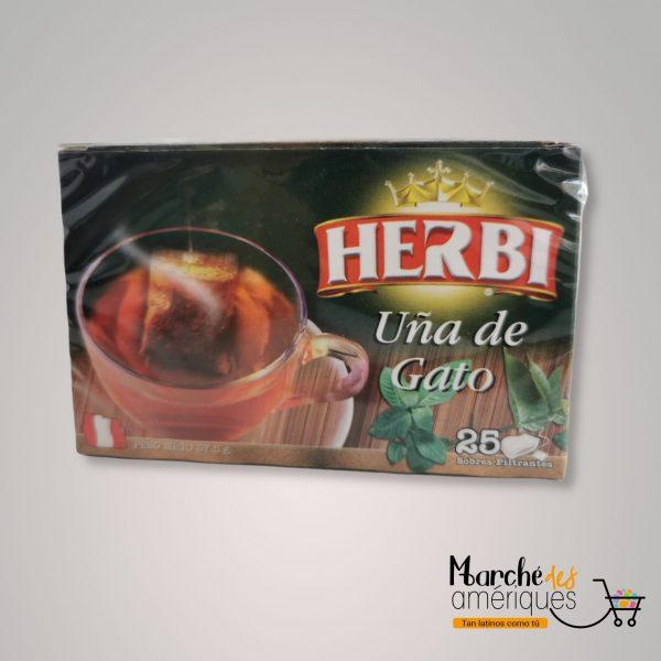Te De Una De Gato Herbi 150 G