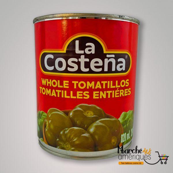 Tomatillos Enteros La Costena 2 8 Kg