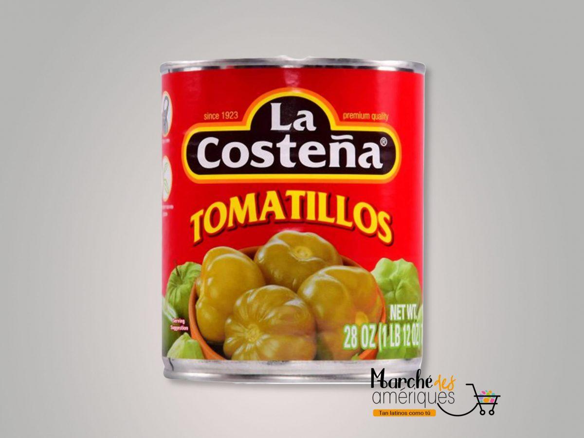 Tomatillos Enteros La Costena 794 G