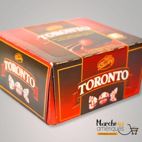 Toronto Savoy Avellana Cubierta Con Chocolate Caja Nestle 324 G