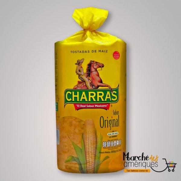 Tostadas De Ma A Z Charras 325 G