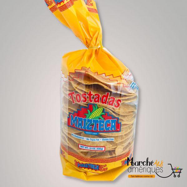 Tostadas Maizteca 430 G