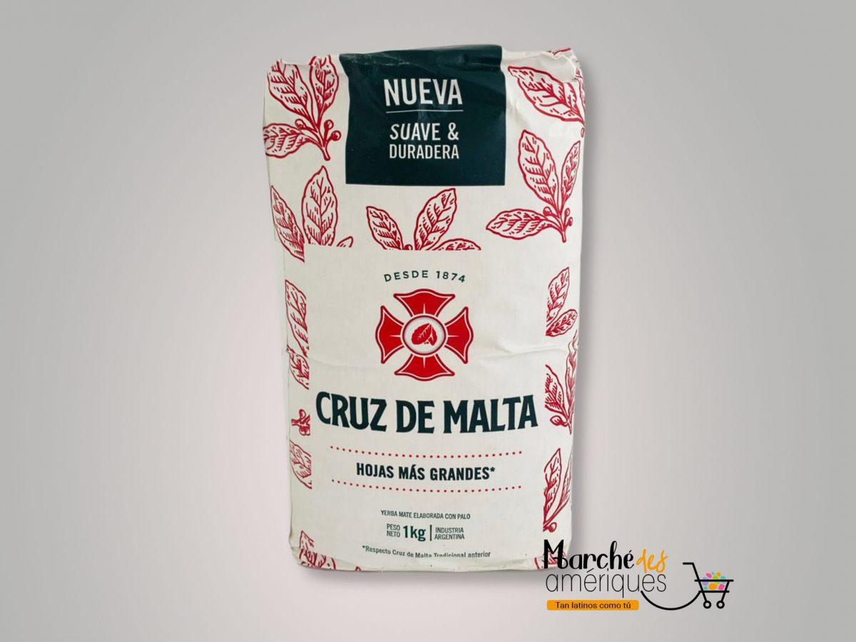 Yerba Mate Cruz De Malta 1 Kg