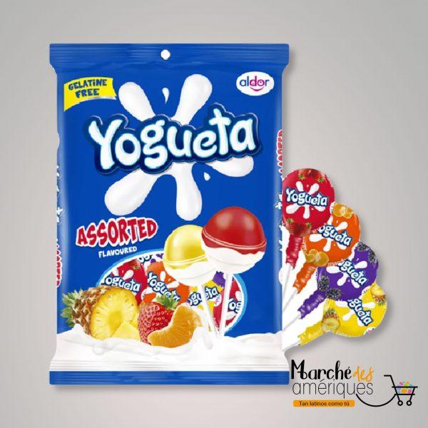 Yogueta Surtidos Aldor 24 Und