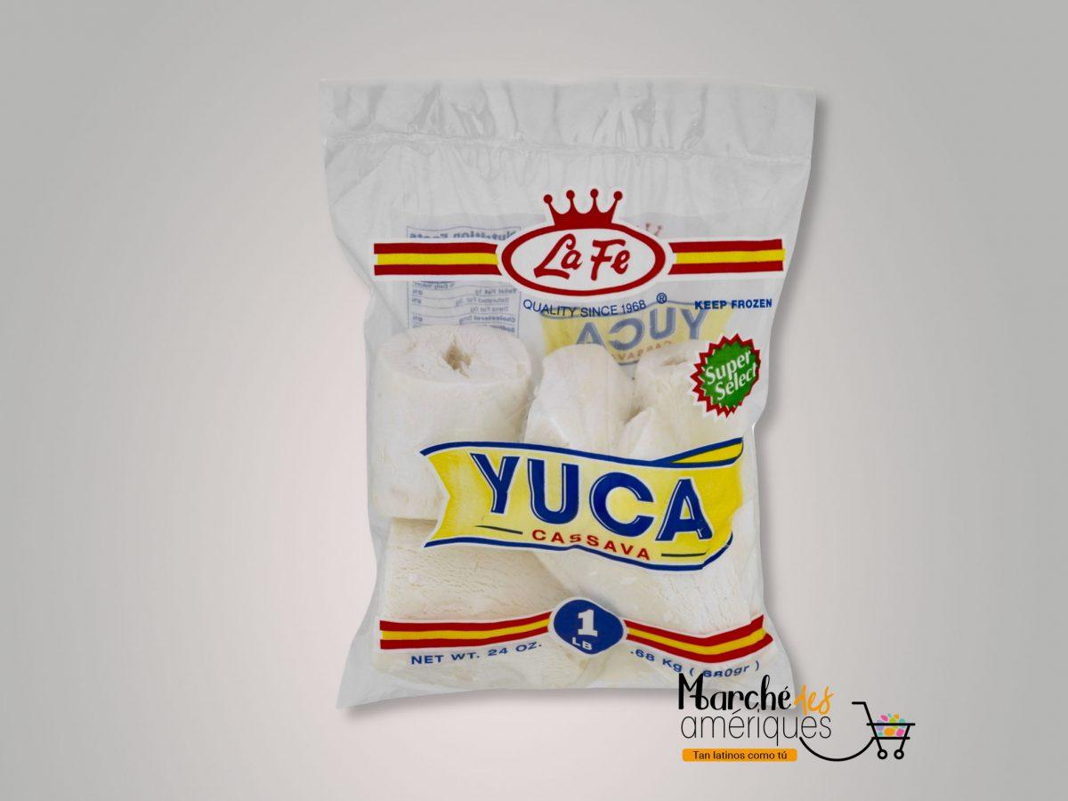 Yuca La Fe 1 Lb